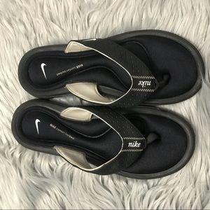 Nike Comfort Footbed Flip Flops Women's Size 8